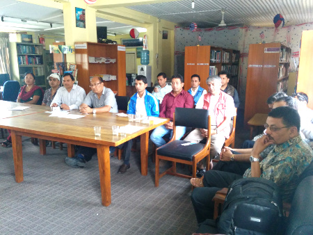 Pokhara Interaction Program