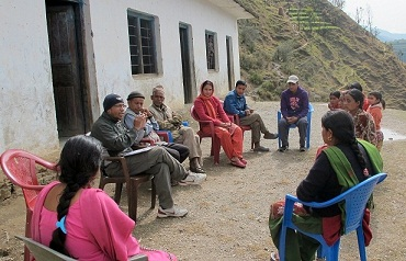 teachers at xo lab after installation