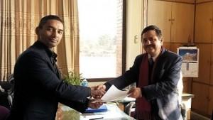 Gorkha school construction MOU with DOE (1) - Copy